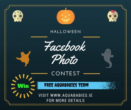 Aquababies halloween photo contest